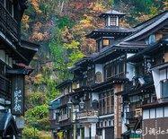 【日本】边坐新干线边泡足汤,去银山温泉寻找《千与千寻》真实场景地