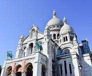 【法国·巴黎】登上圣心大教堂?遥看巴黎天际线