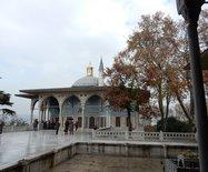 """伊斯坦布尔""""老皇宫""""里的秋色"""
