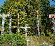美麗宜人的溫哥華史丹利公園