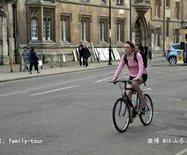 【英国】自行车轮上的牛津校园
