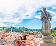 欧洲颜值最高的小镇,参观不用门票。