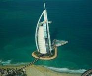 水上飞机俯瞰脑洞大开的迪拜建筑,惊现海市蜃楼般的?#20301;?#32654;景!