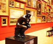 【澳大利亚】墨尔本维多利亚美术馆,艺术与灵感碰撞的殿堂