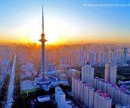 航拍今日哈尔滨,鸟瞰冰城都市情