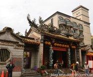 新年走台湾:旗津妈祖庙