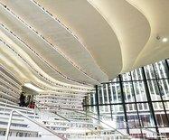 【天津】紅爆朋友圈的中國最美圖書館