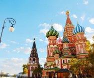 【俄罗斯】莫斯科红场,走进现实版的童话世界