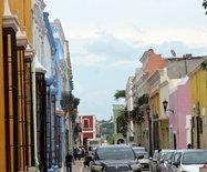 【墨西哥5】Campeche古城