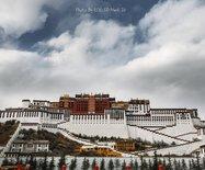 西藏拉萨,你是特别的,唯一的。