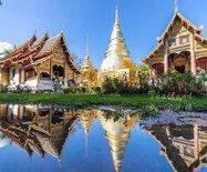 泰国旅游别错过!在佛国清迈,遇见最原始的特色寺庙