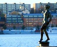 【瑞典】斯德哥尔摩?#33322;?#22312;水上的城市