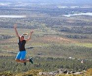 北芬蘭:野外自行車的王國