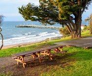 你看到的海滩都人山人海如下饺子,这片海滩却景美人少还不要门票