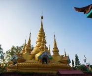 云南普洱孟连傣族拉祜族佤族自治县——孟连金塔