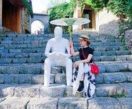 游长城泡温泉,最适合七夕情人节的古北水镇,吃喝玩乐一站式搞定