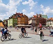 波兰美人鱼是个女汉子!废墟上重建的华沙与众不同