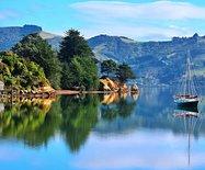"""【新西兰】被称为""""南半球爱丁堡""""这座城,到底有多文艺"""