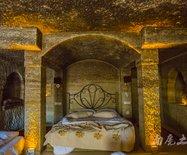 2000多年前的避难洞穴,如今成网红酒店