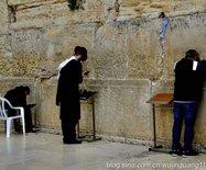 以色列耶路撒冷三大宗教的圣城