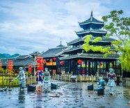 桂林就有一处世外桃源,如诗如画,遗世独立