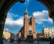 波兰|克拉科夫·走进最美中?#20848;头?#24773;