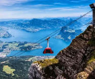 不要门票的皮拉图斯山,却是瑞士最具传奇色彩的地方(详细攻略)