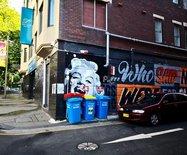 涂鸦悉尼挑战你的视觉感官,原来悉尼还有这样的街景