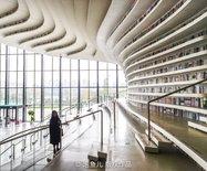 天津又一網紅建筑成打call圣地,網友感嘆:天堂就是這個模樣