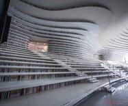 天津这个中国最美图书馆,成为新晋网红打卡地