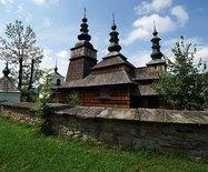 【波兰】波兰自驾-喀尔巴阡地区的木教堂