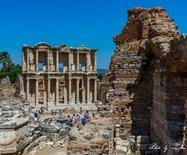 多彩土耳其(六)希腊古城遗迹以弗所18.07.16