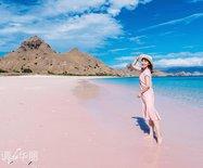 【印尼】拉布汉巴焦:邂逅少女心炸裂的360度无死角粉色沙滩!