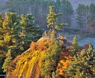 遇见桃山的那个秋天,是伊春之行最美的意外