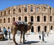 罗马帝国在非洲存在的标志和象征--突尼斯埃尔·杰姆斗兽场