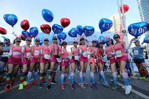 520大理国际马拉松精彩瞬间