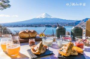 【日本】青空一朵玉芙蓉,看尽富士山风云变幻的三大绝景地