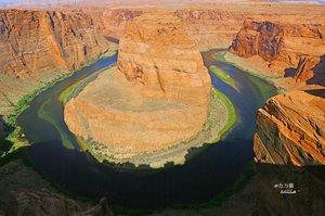 【美国】马蹄湾:科罗拉多河震撼惊险的大拐弯