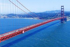 【美国】金门大桥:充满魔幻离奇色彩的自杀之桥