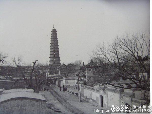 莘县雁塔图片