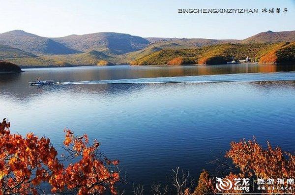 湖光山色镜泊湖,这个秋天你约吗?