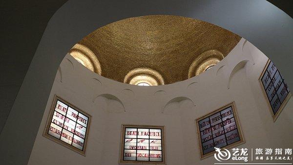 基督的圣地 加利利湖畔的八福堂