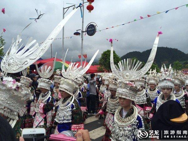 古老东方情人节,盛况空前台江苗族姊妹节