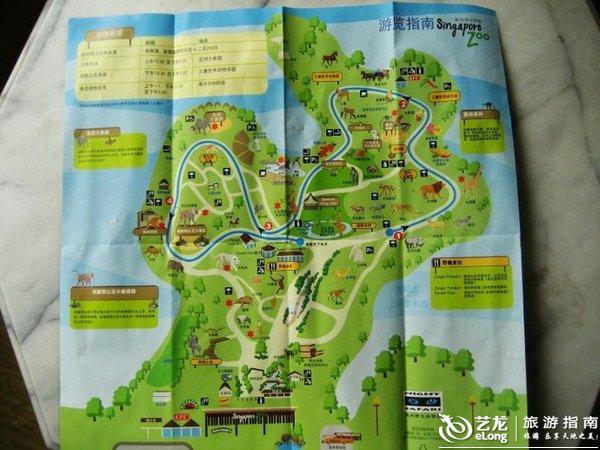 新加坡动物园(多图)-艺龙旅游社区