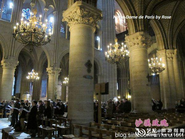 这里是巴黎 6 亲历巴黎圣母院礼拜