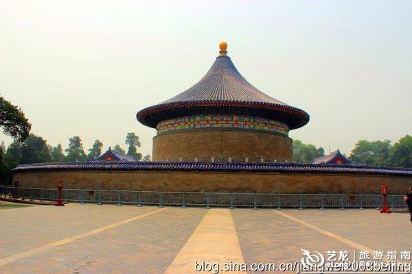 北京天坛 祈求平安图片