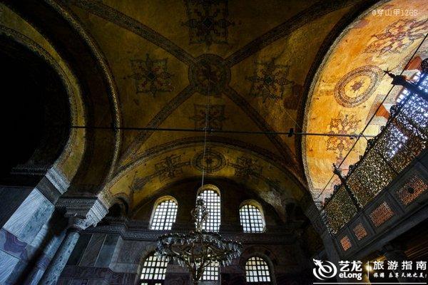 圣索非亚大教堂,那些美轮美奂的细节