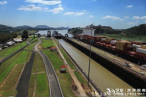 gdp运河_北京在美后院修建一重要设施 美军怕遭封锁