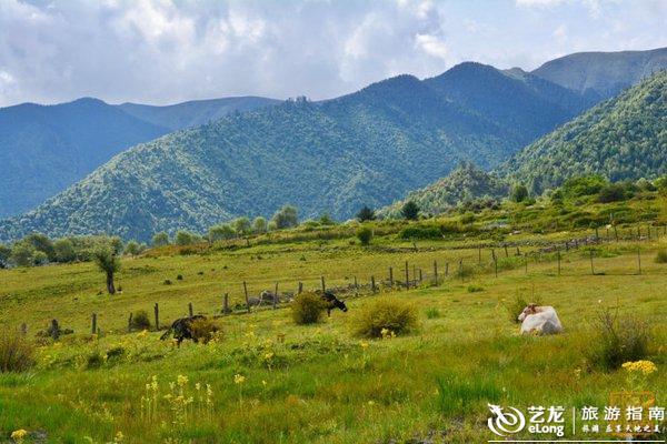 世界上最美的风景 喜马拉雅山下的秘境