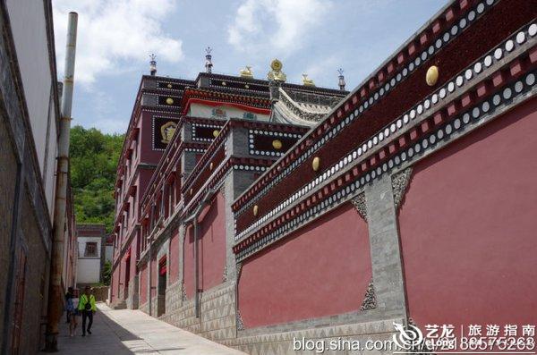 青海省藏传佛教圣地塔尔寺